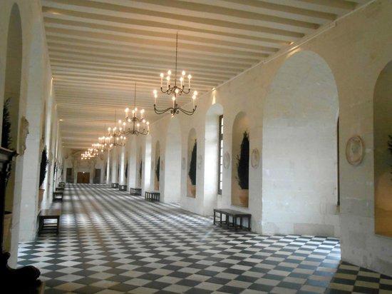 Château de Chenonceau : De beeldengalerij