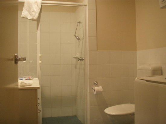 Franklin Central Apartments : Bathroom