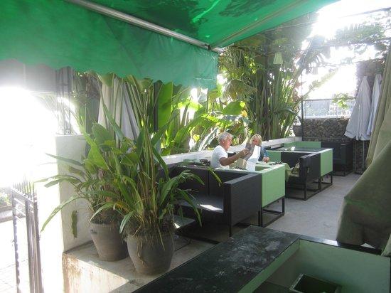 Dieu's Cuisine : The Terrace