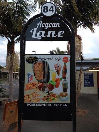 Aegean Pizzeria