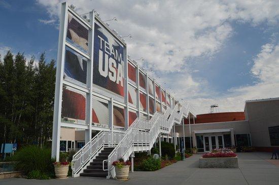 Olympic Training Center.