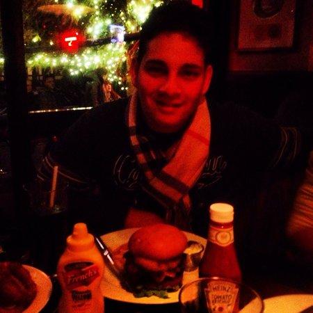 Hard Rock Cafe: Leggendary burger