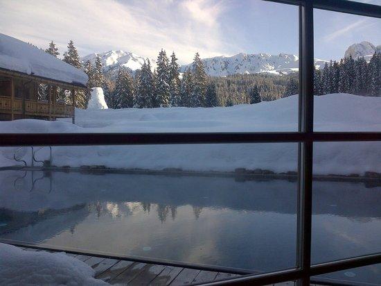 Tirler - Dolomites Living Hotel: piscina