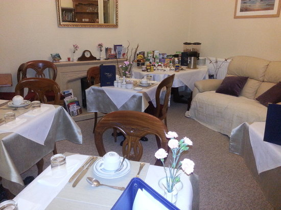 Garway Lodge: The Dining Room