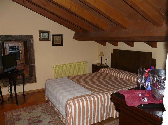 Casa Grande do Bachao: Dormitorio de la suite