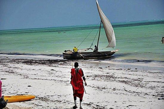 Diamonds Mapenzi Beach: Beach