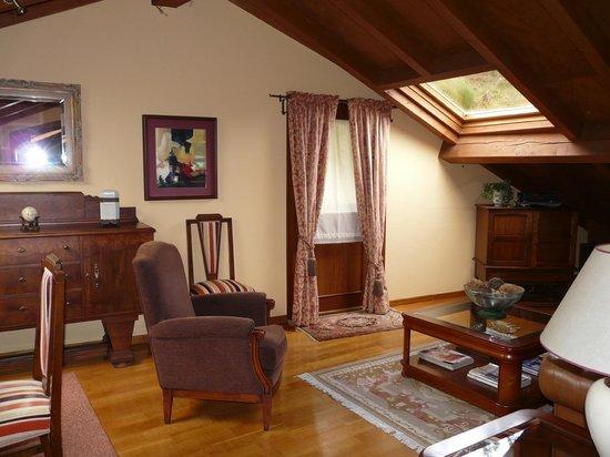 Casa Grande do Bachao: Salida independiente desde la suite al exterior