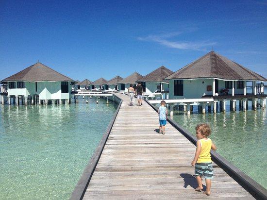 KIHAAD Maldives: Water villas