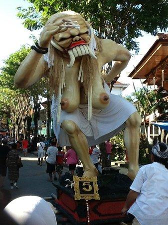 Padma Resort Legian: Nyepi Ogoh Ogoh