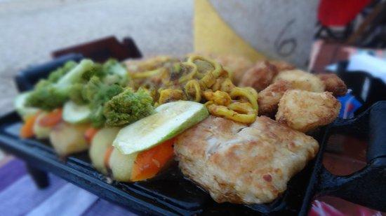 Lonier Restaurante : Рыбная тарелка на двоих