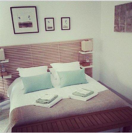 Les Chambres d'Hôtes du Grand Mornas : la chambre jonathan