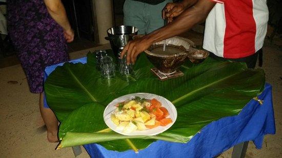 Breakas Beach Resort Vanuatu : Kava time! #fare 20