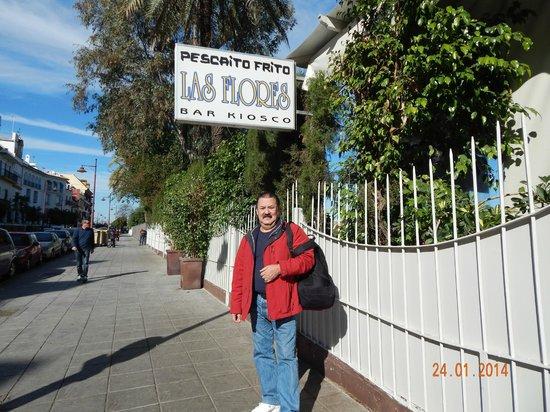 Apartamentos Murillo: A orillas del Guadalquivir
