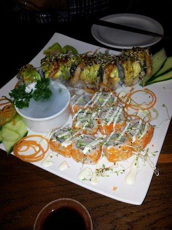Banyi Japanese Dining: 1