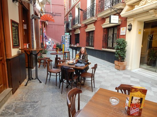 Apartamentos Murillo: Barrio de Santa Cruz