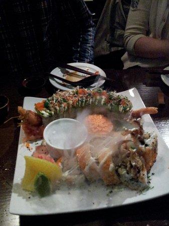 Banyi Japanese Dining: 4