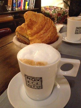 Novecento Boutique Hotel: Breakfast