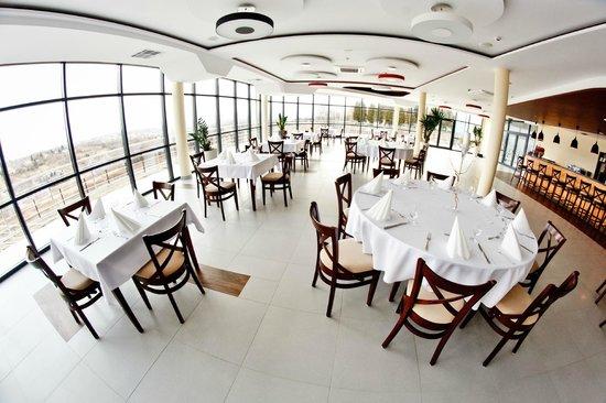 Hotel Mały Rzym: Restauracja