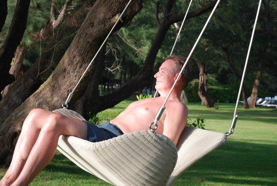 totel relaxed im Sala Phuket Resort & Spa