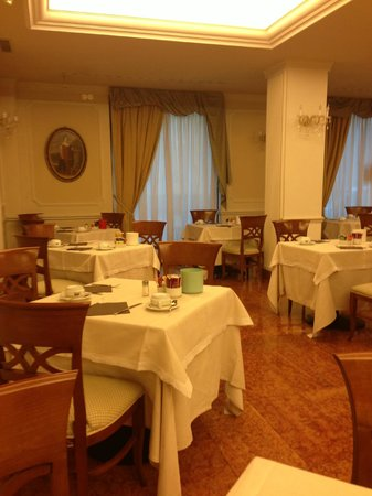 Mercure Parma Stendhal: Breakfast room