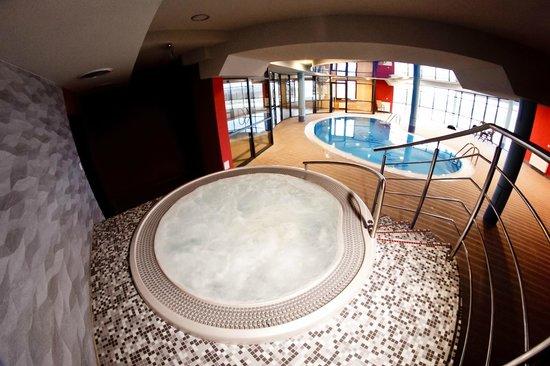 Maly Rzym Hotel: Strefa SPA