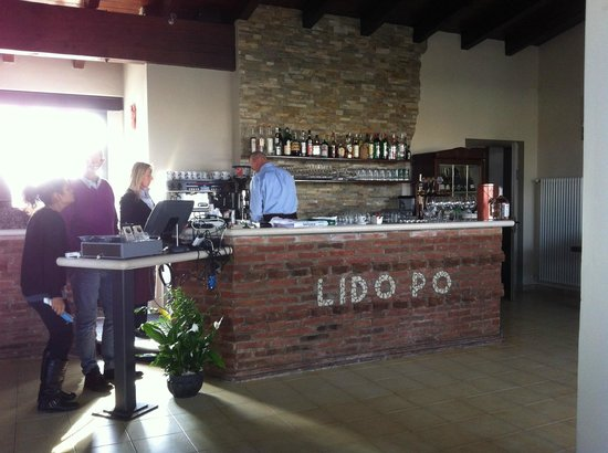 Lido Po: bell'ambiente