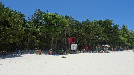 Lopes Mendes Beach: Пляж Lopez Mendes