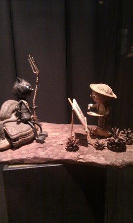 Devil's Museum : Detailed