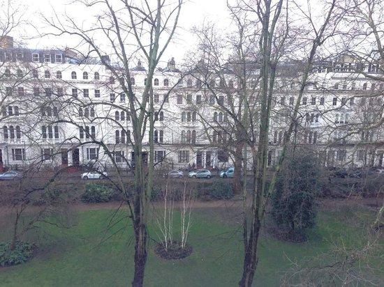 London House Hotel: VISTA DALLA CAMERA