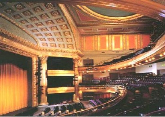 San Francisco Shuttle Tours: American Conservatory theatre