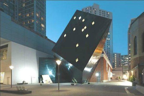 San Francisco Shuttle Tours: Contemporary Jewish Museum