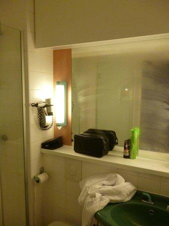 Ibis Bremen City: Das Badezimmer