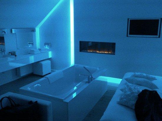 Villa Saporis : Inside fo the suite