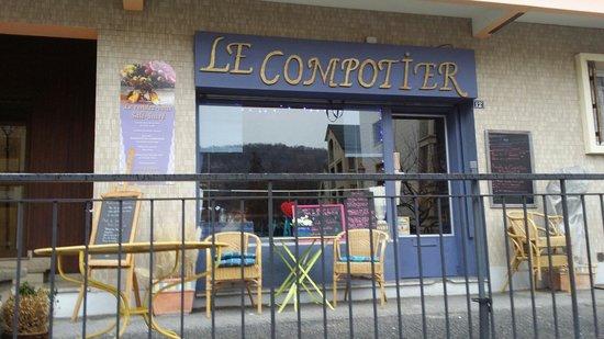 Le Compotier