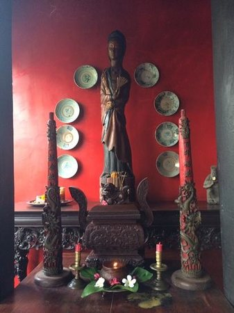 Hotel Tugu Bali : More artefacts