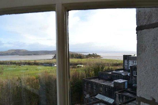 The Cumbria Grand: Room view Morecambe Bay