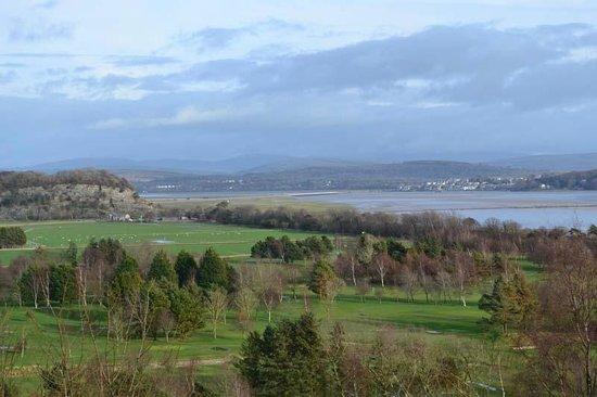 The Cumbria Grand: Room View Arnside