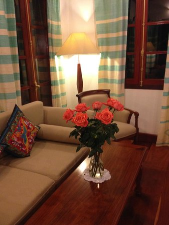 Mekong Riverview Hotel: Inside room