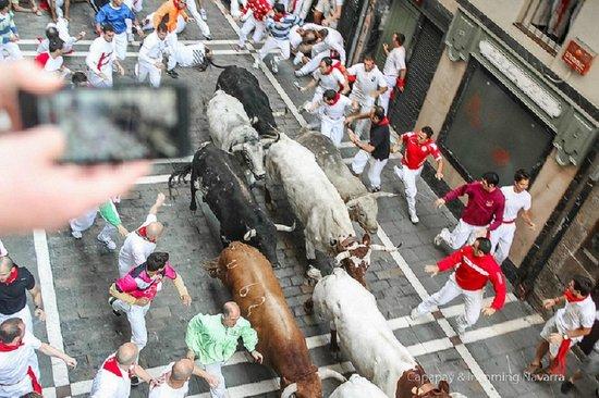 Erreka Incoming Navarra: Estafeta