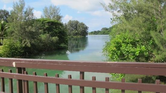 Holiday Inn Resort Vanuatu: Peaceful lagoon