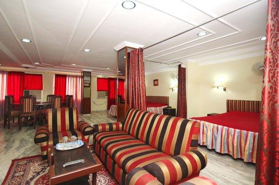 Hotel Padmini Palace: Royal family suit