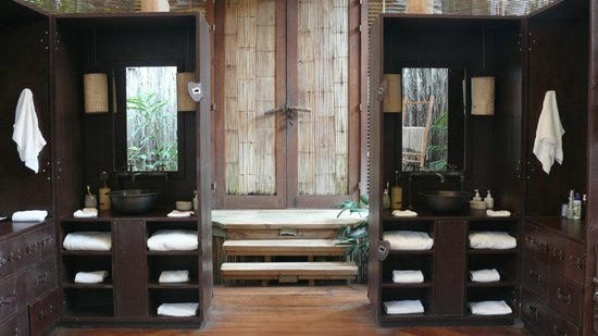 Soneva Kiri: Bathroom