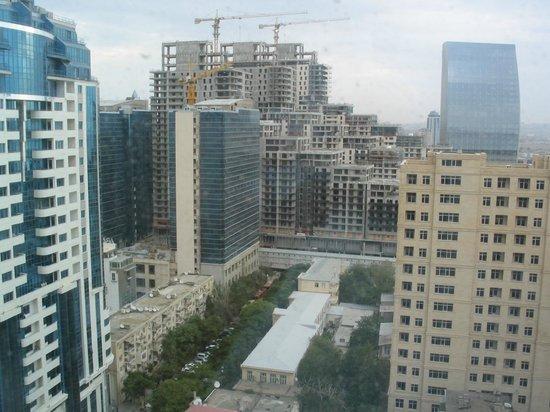 JW Marriott Absheron Baku: Window View