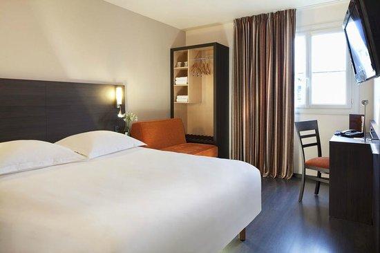 Hôtel Escale Oceania Nantes Aéroport : chambre triple confort