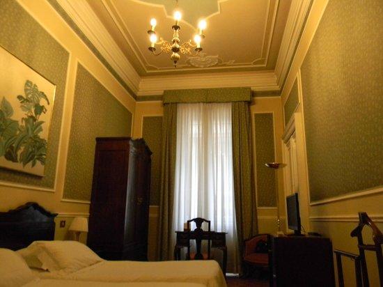 Hotel Bristol Palace : номер