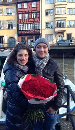 Saint Valentin avec Batorama