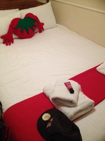 Strawberry Fields: room 22