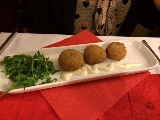 Muddiford Inn: Garlic Breaded Mushrooms