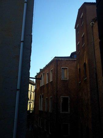 Hotel ai Tolentini: vista dalla camera...