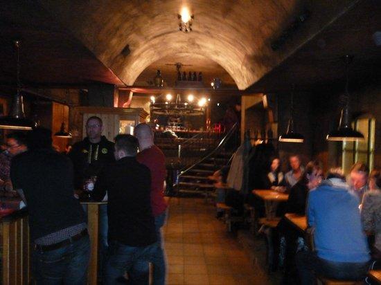 Gasthausbrauerei Schüttinger: Der Innenraum